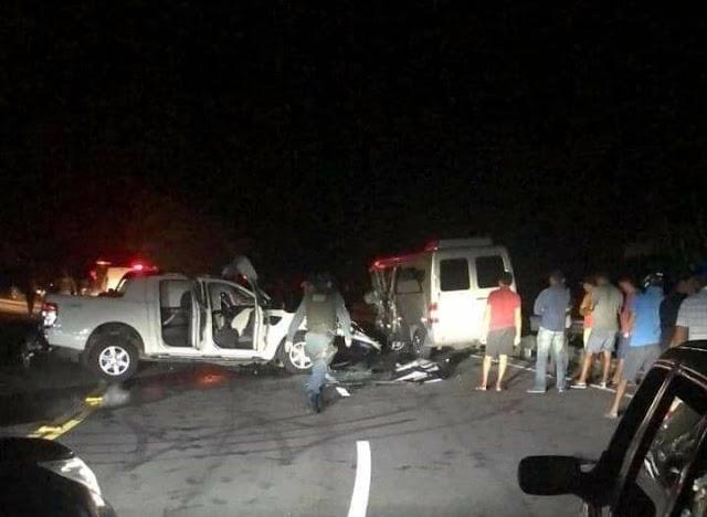 Estudantes de Piranhas sofrem acidente na SE-230 em Canindé de São Francisco/SE