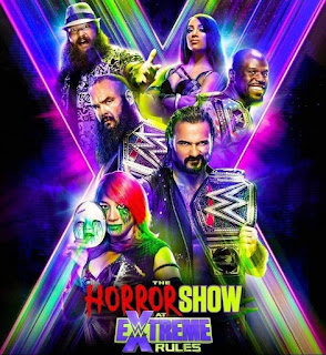 WWE Extreme Rules PPV 19th July 2020 720p WEBRip