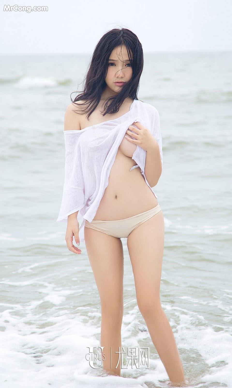 Image UGIRLS-Ai-You-Wu-App-No.864-Ni-Ye-Teng-MrCong.com-027 in post UGIRLS – Ai You Wu App No.864: Người mẫu Ni Ye Teng (倪叶藤) (40 ảnh)