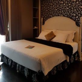 Kamar Hotel GH Universal Bandung