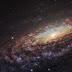 Spiral Galaxy NGC 7331 Wallpapers