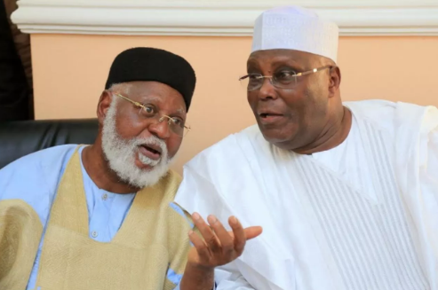 Atiku Shows The Videos of How INEC & Buhari Rigged The Presidential Election to Abdulsalimi