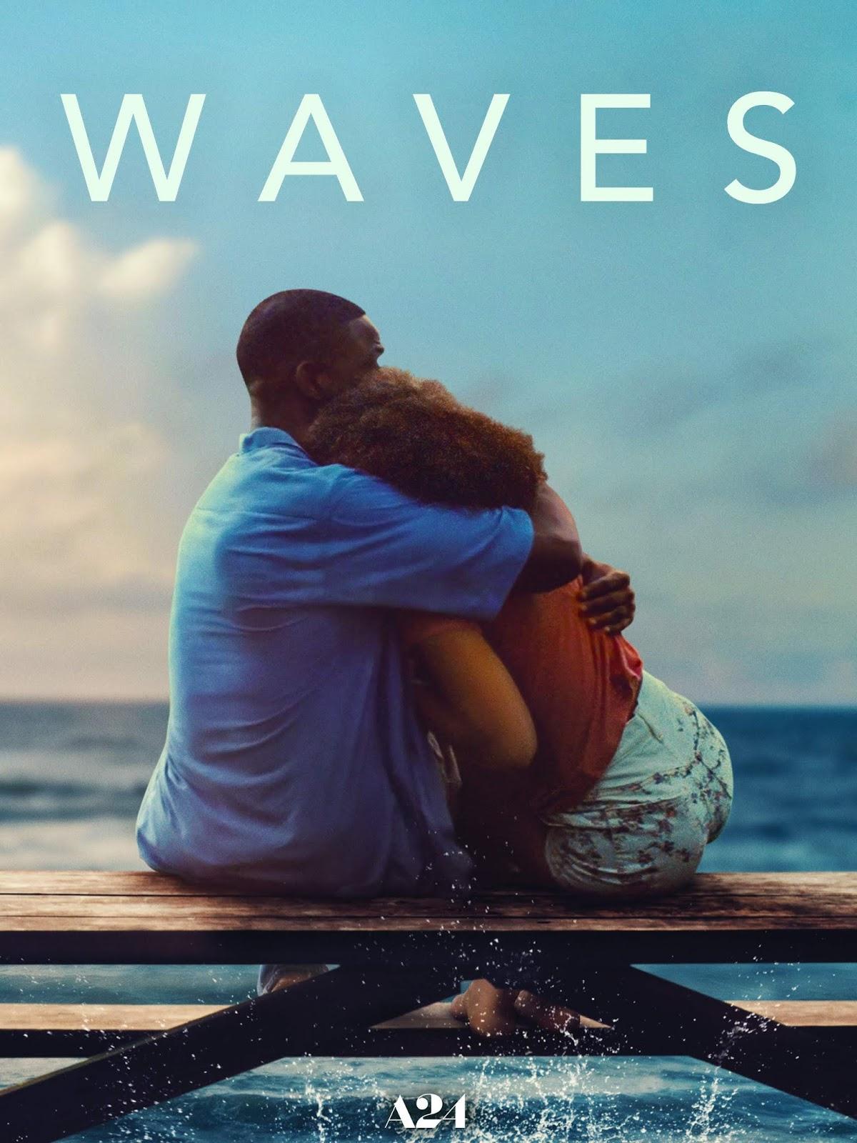Waves [2019] [DVDR] [NTSC] [Latino]