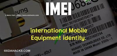 IMEI HD pic