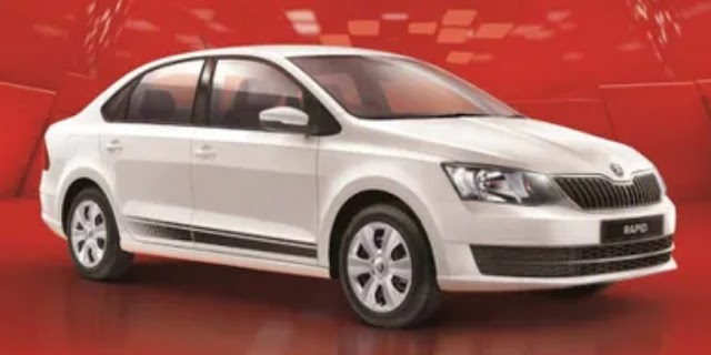 Skoda auto India launch Rapid limited edition.