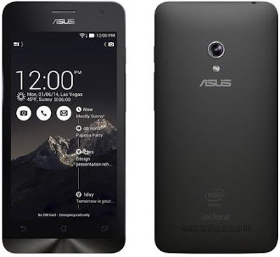 Asus Zenfone 5 A501CG Complete Specs and Features