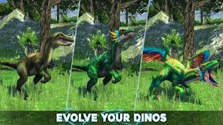 Dino Tamers – Jurassic Riding MMO apk mod