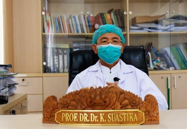Prof Suastika