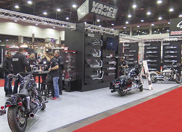 American Motorcycle Design: Vance & Hines