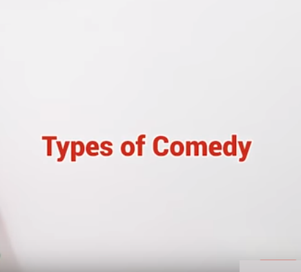 How Many Types of Comedy