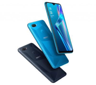 Oppo A12 with Helio P35, 4230mAh Battery Launched