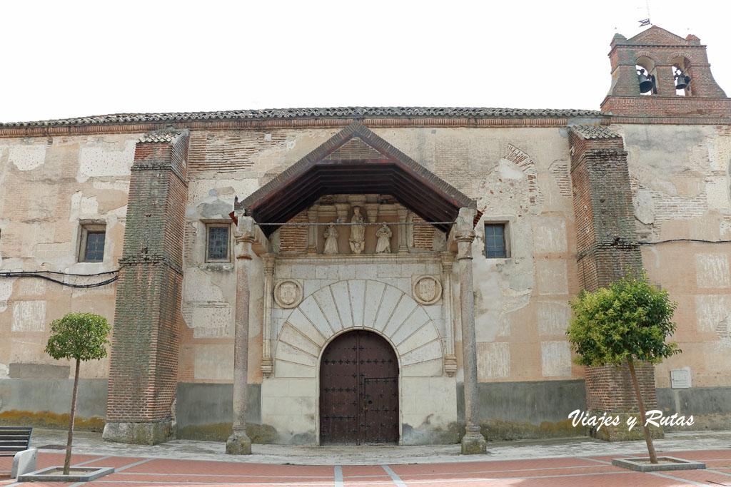 Antiguo Convento de la Concepción de Olmedo