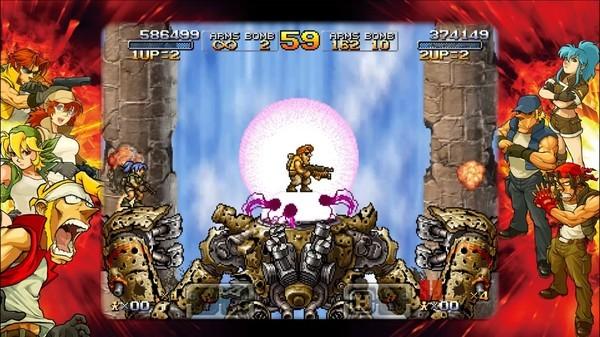 METAL SLUG XX PC Full Español