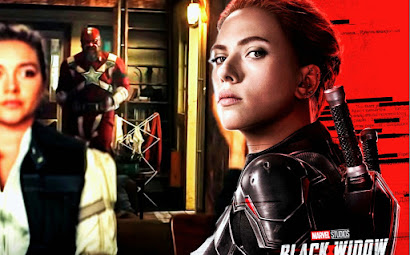 New Black Widow movie clip shows Family Dinner with Scarlett Johansson