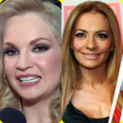 Cecilia Galliano y Ana Patricia Rojo, ¿fuera de Televisa
