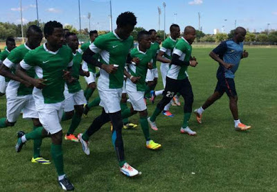 Nigeria beat Ghana, qualify for WAFU semi-finals