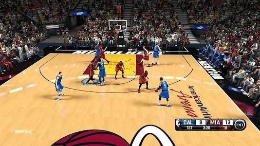 NBA 2K14 TNT Scoreboard Patch Download
