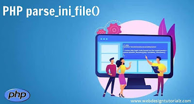 PHP parse_ini_file() Function