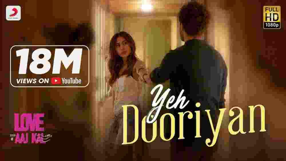 Yeh Dooriyan Lyrics - Love Aaj Kal