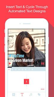 تطبيق contenter لتصميم تاثيرات على الفيديوهات للأيفون اخر اصدار 2018