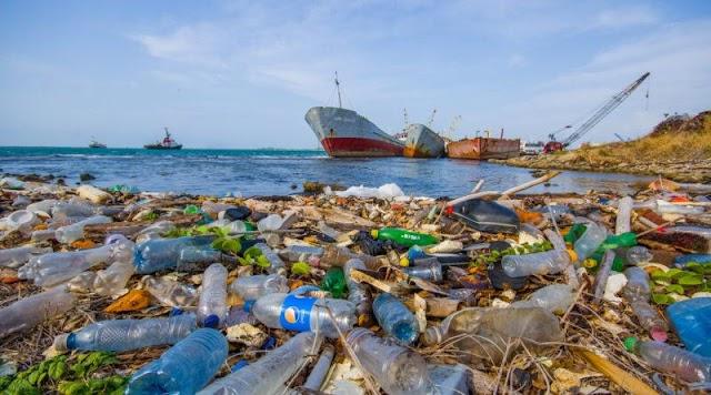 Indonesia Bisa Juara Dunia, Pembuang Sampah Plastik