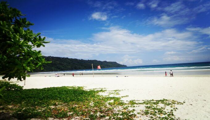 Radhanagar Beach - Havelock Island, Andaman & Nicobar Island