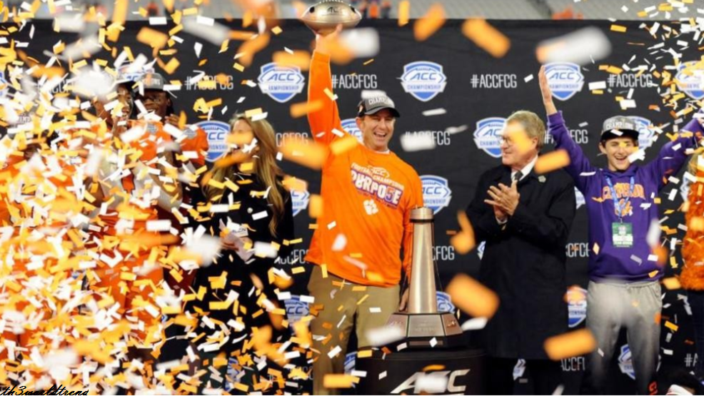 Clemson is in the College Football Playoff. Who will the Tigers likely face and where?