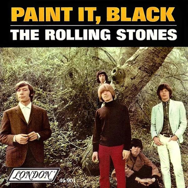 Paint It Black, Lagu Stones Yang Sempat Menuai Protes