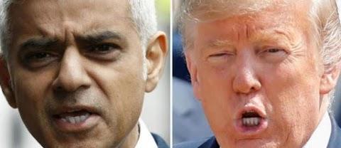 Khan on katastroof, London vajab uut linnapead - Trump