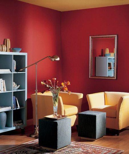 Warna Cat Rumah Modern
