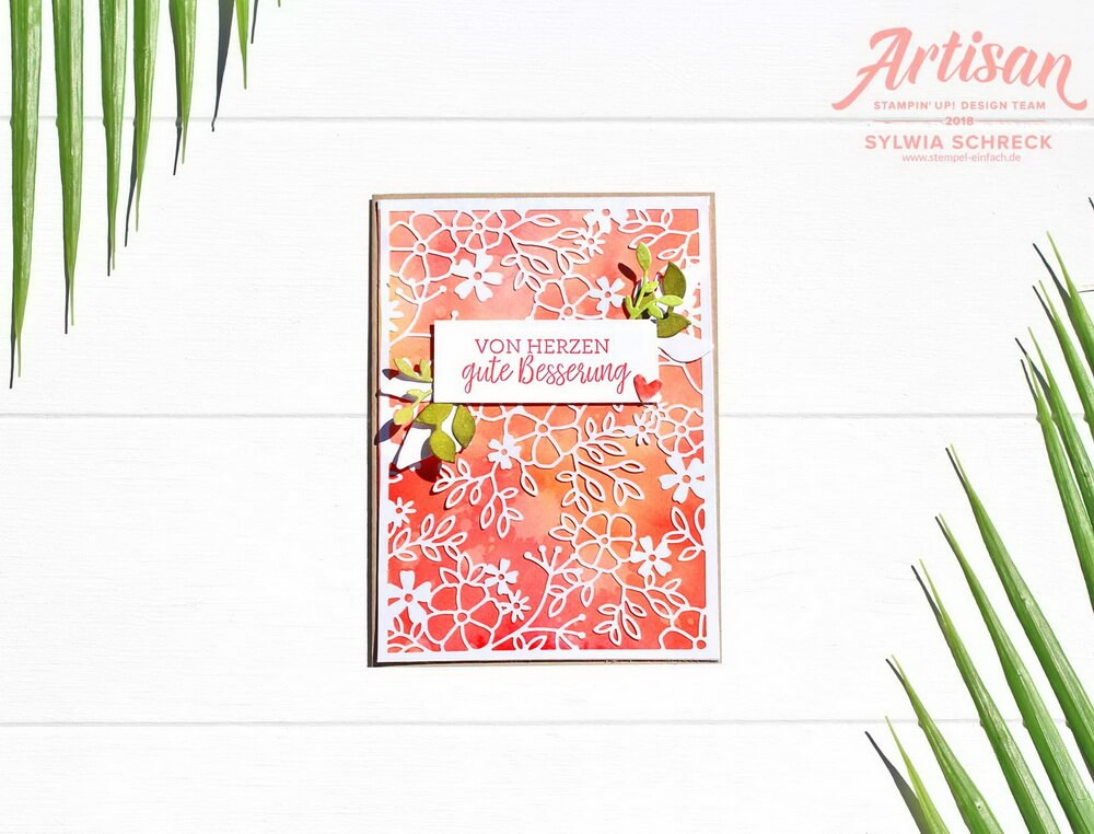 aquarellkarte-fantastisch filigran-stampin up