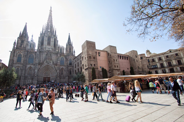 Cattedrale-Barcellona