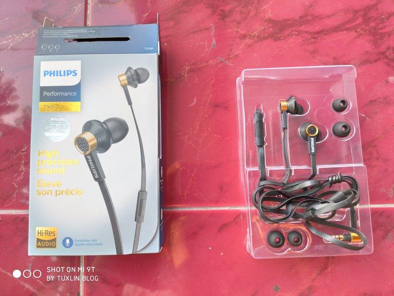 Paket Pembelian Philips TX2