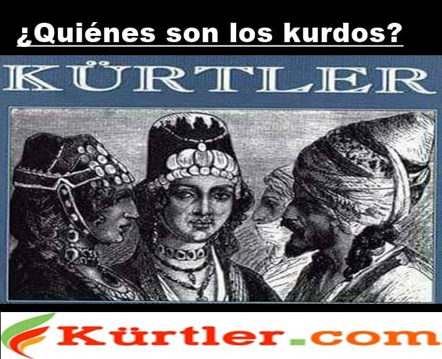 ¿Quiénes son los kurdos?  Orígenes e historia de los kurdos