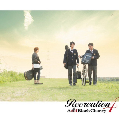 Acid Black Cherry - Recreation 4 [FLAC   MP3 320 / CD]