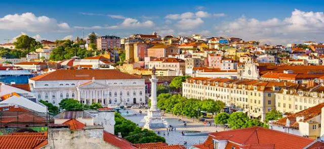 What is the capital city of Portugal?