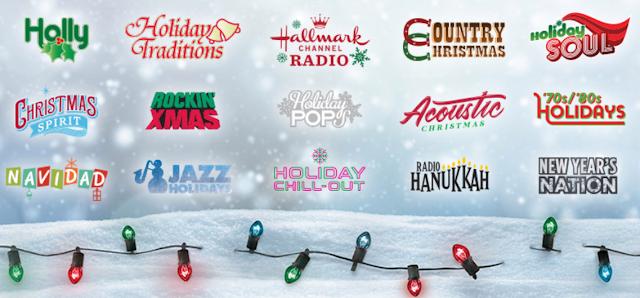 Sirius Xm Christmas Station.Media Confidential Siriusxm Radio Ready With Music For The