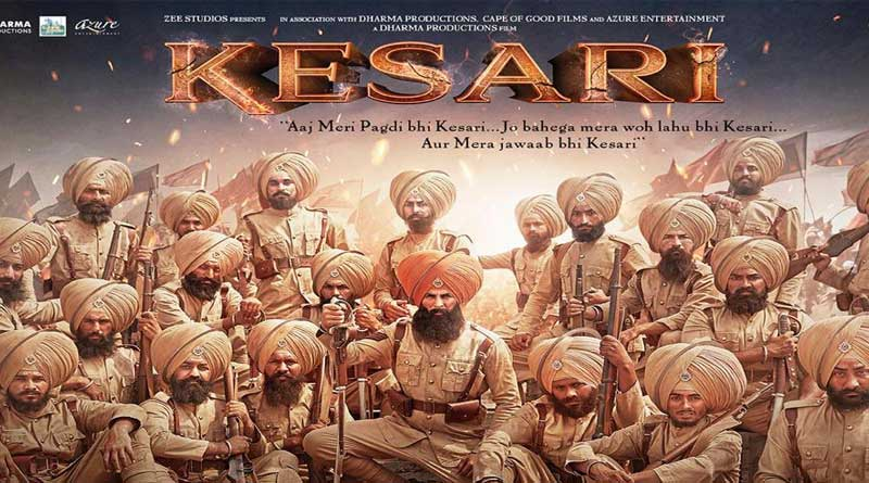 Akshay Kumar and Parineeti Chopra film Kesari Crosses 50 Crore Mark, Bollywood Highest-Grossing of 2019 Wikipedia