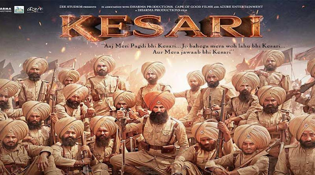 Bollywood movie Kesari Box Office Collection wiki, Koimoi, Wikipedia, Kesari Film cost, profits & Box office verdict Hit or Flop, latest update Budget, income, Profit, loss on MT WIKI, Bollywood Hungama, box office india