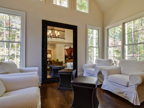 Unique Feng Shui Blog: 5 Areas Where a Mirror SHOULD be ...