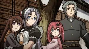 Hyakka Ryouran: Samurai Girls Special