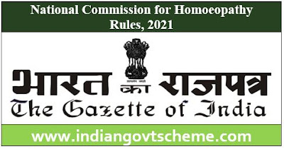 National Commission for Homoeopathy