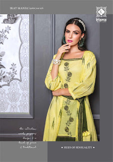 Kiana Grace vol 1 Cotton Gown Summer Collection