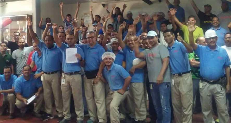 Trabajadores de Alimentos Kellogg's designan Representantes ante la Junta Administradora Especial