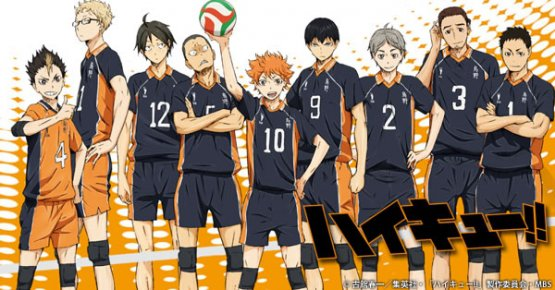 Daftar Episode Haikyu!! Season 2