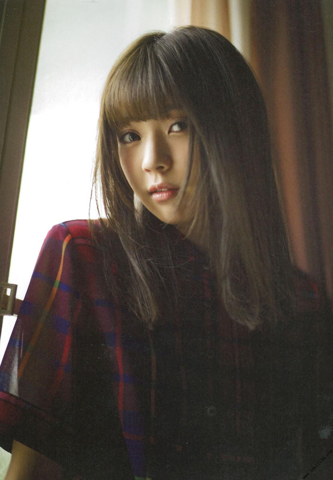 Kobayashi Yui 小林由依, B.L.T Graph 2017年11月号 Vol.25