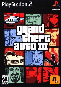 Grand Theft Auto III PS2 ISO