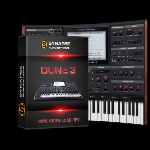Synapse Audio DUNE v3.2.0 Full version