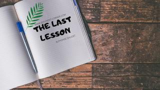 AHSEC | The Last Lesson Notes | Class 12 English | Important Questions Answers | Hornbill