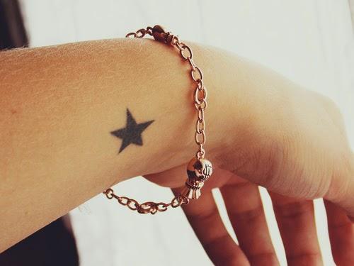 tatuajes para mujeres con estrellas